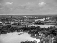 <h2>Stockholm from above